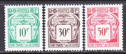 OCEANIA  J18-20  * - Oceania (1892-1958)