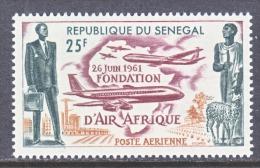 SENEGAL  C 31.    **   AIR  AFRICA - Senegal (1960-...)