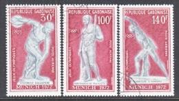 GABON  129-31   (o)   OLYMPICS - Gabon