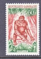 GABON  173  *     FAUNA  GORILLA - Gabon