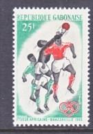 GABON  183  *     SPORTS   HAND BALL - Gabon
