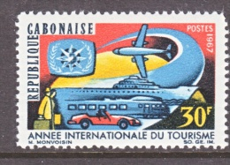 GABON  212   *  I.T.Y.   TOURISM - Gabon