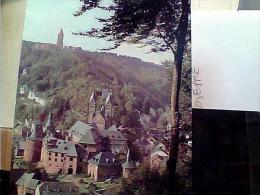 Lussemburgo, Clervaux, Eglise Et Chateau,N1980 EM8600 - Clervaux