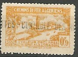 ALGERIE COLIS POST YVERT  N� 111  / MAURY N� 125    NEUF* TTB / MH