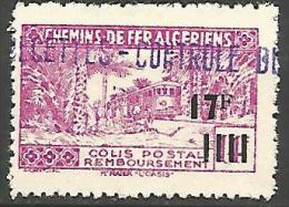 ALGERIE COLIS POST YVERT  N� 178  / MAURY N� 197  NEUF* TTB / MH