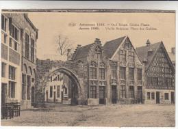 Antwerpen, Anvers, 1930 Oud België, Ambachtstraat (pk14308) - Antwerpen
