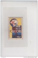 Au plus rapide Almanach de poche ann�e 1941 Th� de La Soeur Borel
