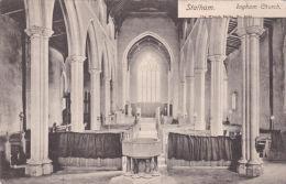 STALHAM - INGHAM CHURCH - Zonder Classificatie