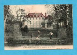 Is-sur-Tille. - Ch�teau de la Tour.