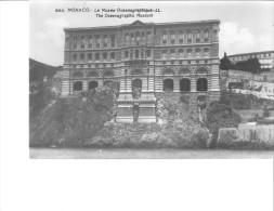Monaco - The Ozeanographic Museum - Ozeanographisches Museum