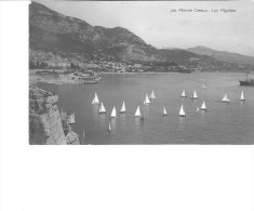 Monte Carlo - Les Regates - Monaco
