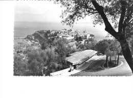 Monaco - Le Rocher - Monaco