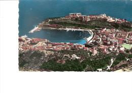Monaco - Le Port Et Le Rocher De Monaco Vus Du Mont-Agel - Hafen