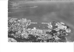 Monaco - Vue Aerienne - Hafen