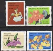 PARAGUAY 1996. Orchidées (4)