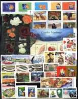 BRÉSIL ANNÉE 2007 Avec PERSONNALISÉS (47v + 2 Blocs) - Other Collections