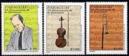 PARAGUAY 2000. 75e Anniversaire De La Guarania. Musique (3) - Other Collections