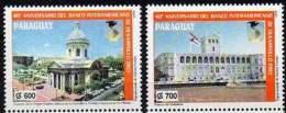 PARAGUAY 1999. Banque Interaméricaine De Développement (2) - Other Collections