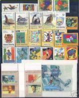 ARGENTINE / ARGENTINA 1994 - COMMEMORATIFS (26v + 1 Bloc) - Other Collections