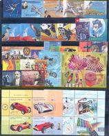 ARGENTINE / ARGENTINA 2001 - COMMEMORATIFS 42v + 6 BF
