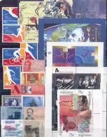 ARGENTINE / ARGENTINA 1995 - COMMEMORATIFS 18v + 4 BF