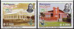 PARAGUAY 2002. L'arrivé Des Mennonites (2) - Other Collections