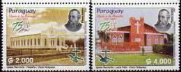 PARAGUAY 2002. L'arrivé Des Mennonites (2)