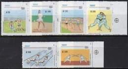 PARAGUAY 1992. Jeux Olympiques D'été à Barcelone (6) - Other Collections
