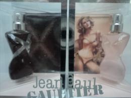 GAULTIER COFFRET EXPORT  4 MINIS ///NEUF ///ENCORE SOUS BLISTER   SUPERBE   VOIR &  LIRE !!! - Modern Miniatures (from 1961)