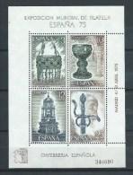Espagne - 1975 - Y&T Bloc 25- Neuf ¨** - 1971-80 Unused Stamps
