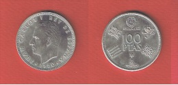 ESPAGNE   //  100 Pésétas 1980    //   KM #  820   //   état  TTB+ - [ 5] 1949-… : Royaume