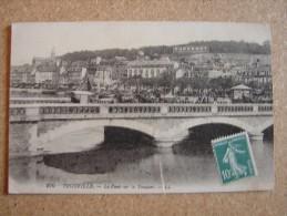 Ee1174)   Trouville - Le Pont Sur La Touques - Trouville