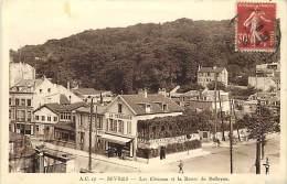 Hauts De Seine - Ref- P 159 -  Sevres - Les Coteaux Et La Route De Bellevue - Cafe Restaurant La Terrasse - - Sevres