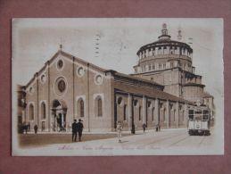 Mi1211)  Milano -   Corso Magenta - Chiesa Delle Grazie - Milano (Milan)