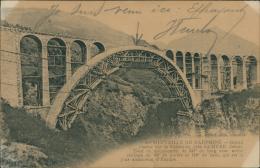 38 LA MURE D'ISERE / Viaduc Sur La Roizonne / - La Mure
