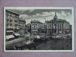 Mi1186)  Milano -  Piazza Cordusio - Milano