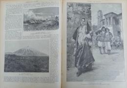 J.DES VOYAGES 1896 N�987:ILES FEROE/VOYAGE EN SARDAIGNE/MONT D'ENFER/LES CANADAS/LE TEYDE/LE PIC