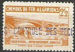 ALGERIE COLIS POST YVERT  N� 95 / MAURY N� 104  NEUF** TTB / MNH