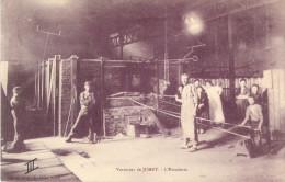 JUMET - VERRERIES DE JUMET - L ETENDERIE - Charleroi