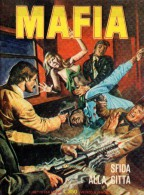 MAFIA N°4  SFIDA ALLA CITTA' - Libri, Riviste, Fumetti