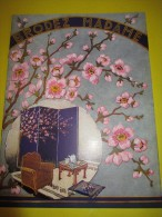 Broderie/ Manuel/ Brodez Madame/Collection JS/Paris /1949     MER30 - Loisirs Créatifs