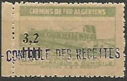 ALGERIE COLIS POST YVERT  N� 130 / MAURY N� 144  NEUF** TTB / MNH