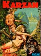 KARZAN  N°11 LA FONTE DELLA GIOVINEZZA - Libri, Riviste, Fumetti