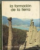 """BIBLIOTECA SALVAT Nº 3 """"LA FORMACIÓN DE LA TIERRA"""" EDIT.SALVAT-AÑO 1973-PAG.140- A COLOR! TAPAS RÍGIDAS. NUEVO-GECKO - Encyclopedieën"""