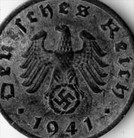 Germany 1 Pfennig 1941G - [ 4] 1933-1945 : Third Reich