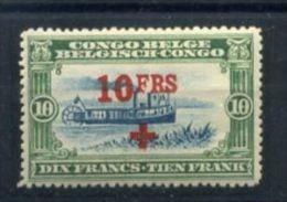 Belgisch Congo  80  *                      J1232