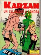 KARZAN  N°8 SELVAGGIO A LONDRA - Libri, Riviste, Fumetti