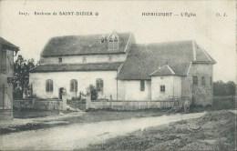 47Mn   52 Hoericourt Environs De St Dizier L'église - Saint Dizier