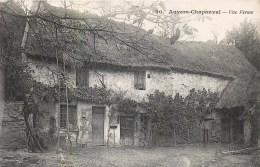 AUUVERS-CHAPONVAL UNE FERME 95 VAL-D'OISE - Francia