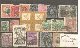 Lam Lot 1/ 21 Marken - Diverse Länder - Briefmarken